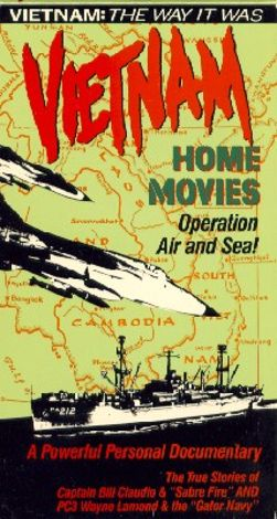 Vietnam Home Movies: Operation Air and Sea