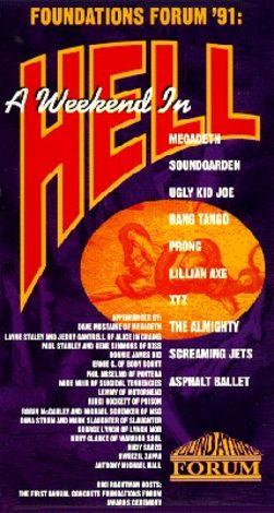 Foundations Forum '91: A Weekend in Hell