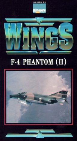 Wings, Vol. 2: McDonnell Douglas F-4 Phantom