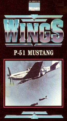 Wings, Vol. 6: North American P-51 Mustang