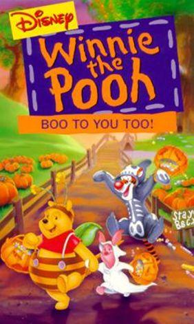 Boo! To You Too, Winnie the Pooh