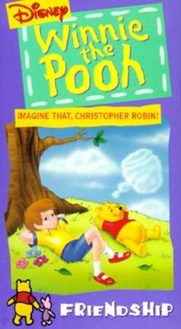 Winnie the Pooh: Imagine That, Christopher Robin