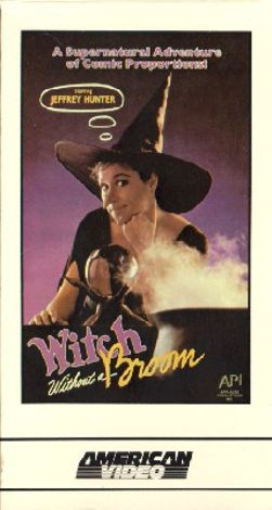 A Witch Without a Broom