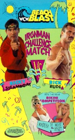 WCW: Beach Blast - Ironman Challenge Match