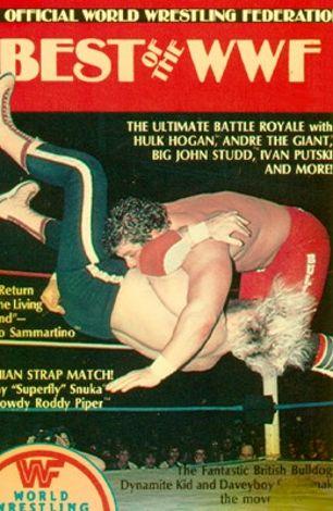 WWF: Best of, Vol. 3