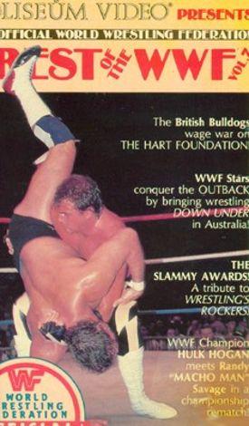 WWF: Best of, Vol. 7