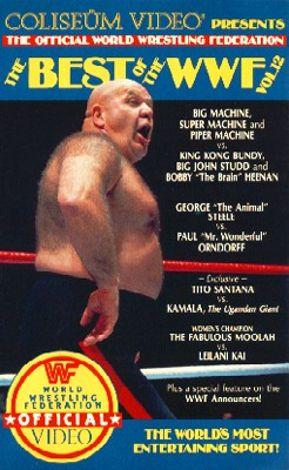 WWF: Best of, Vol. 12
