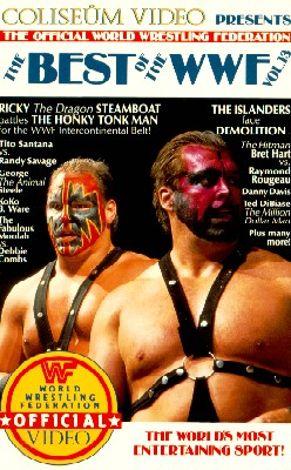 WWF: Best of, Vol. 13