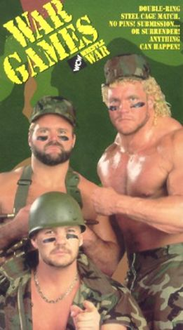 WCW: Wrestle War '92 - War Games