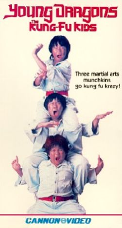 Young Dragons: The Kung Fu Kids