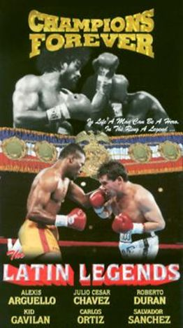 Champions Forever: Latin Legends