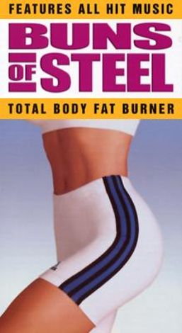 Buns of Steel: Total Body Fat Burner