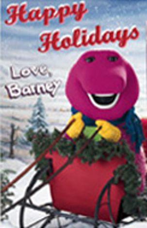 Barney: Happy Holidays, Love Barney