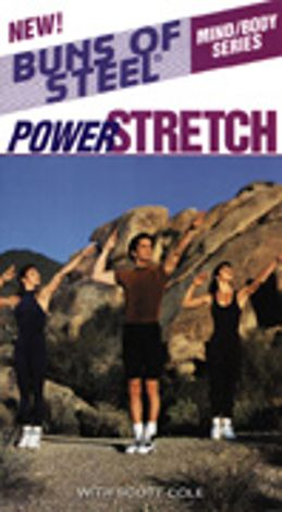 Buns of Steel: Mind/Body - Power Stretch