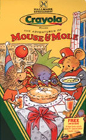 Crayola Adventures: Mouse and Mole