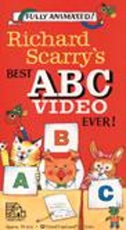 Richard Scarry's ABC