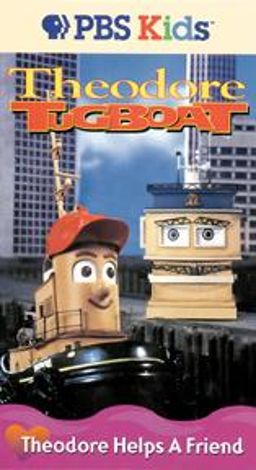 Theodore Tugboat: Theodore Helps a Friend