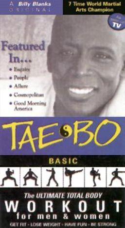 Billy Blanks: Tae Bo Basic Workout