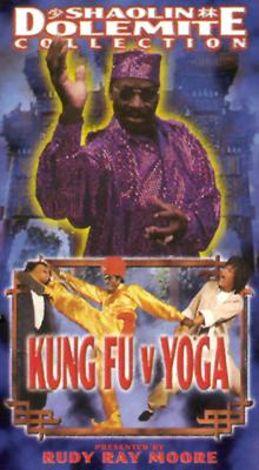 Kung Fu Vs. Yoga