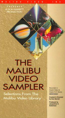 Malibu Sampler