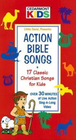 Cedarmont Kids: Action Bible Songs