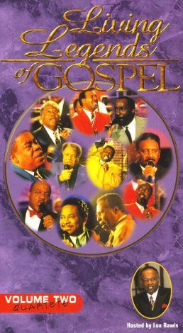 Living Legends of Gospel: Quartets, Vol. 2