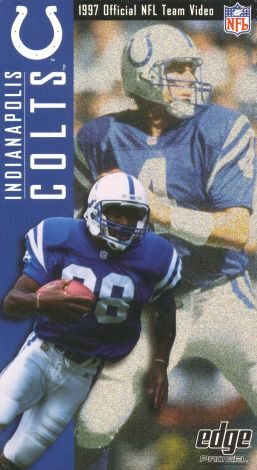 NFL: 1997 Indianapolis Colts Team Video