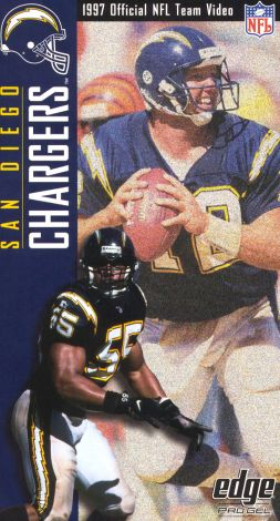 NFL: 1997 San Diego Chargers Team Video