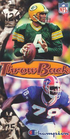 NFL: Throwbacks