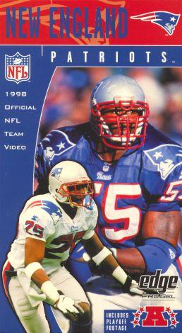 NFL: 1998 New England Patriots Team Video