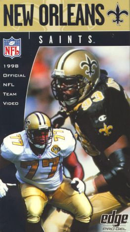 NFL: 1998 New Orleans Saints Team Video