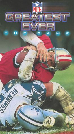 NFL Greatest Ever 3: The Game