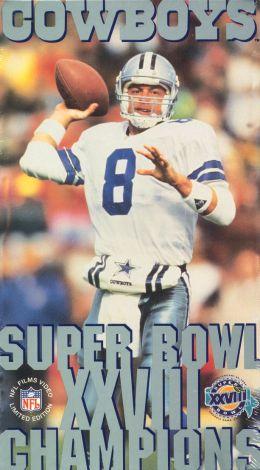 NFL: Super Bowl XXVIII - Dallas Cowboys