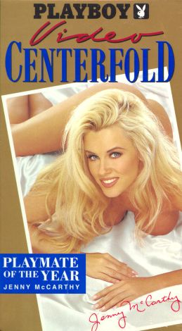 Playmate of the Year 1994: Jenny McCarthy