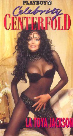 Celebrity Centerfold: LaToya Jackson
