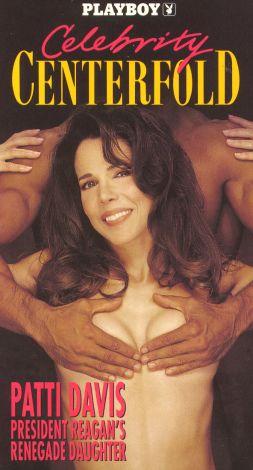 Playboy: Celebrity Centerfold - Patti Davis