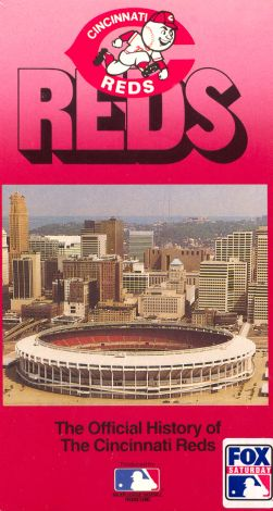 MLB: The Official History of the Cincinnati Reds
