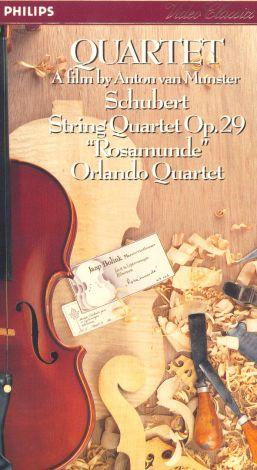 Schubert: Rosamunde Quartet