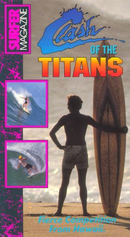 Surfer Magazine: Clash of the Titans