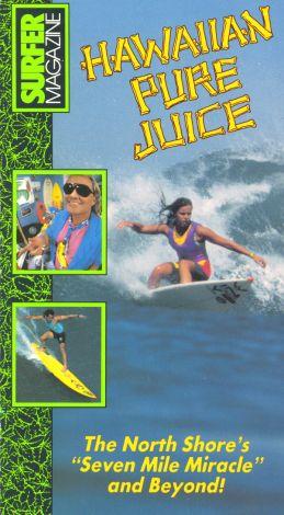 Surfer Magazine: Hawaiian Pure Juice