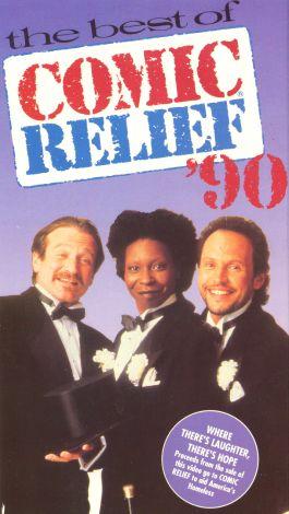 Best of Comic Relief '90