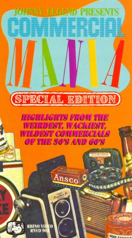 Johnny Legend Presents: Commercial Mania - Special Edition