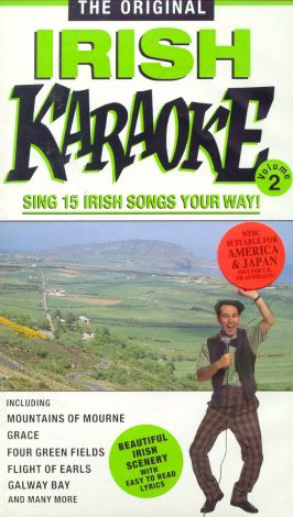 The Original Irish Karaoke Video 2