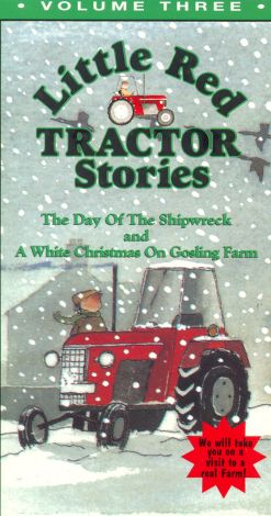 Little Red Tractor Christmas
