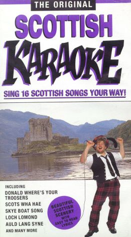 Scottish Karaoke