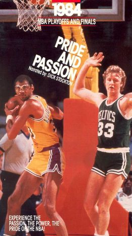The Official 1984 NBA Championship Series: Pride & Passion