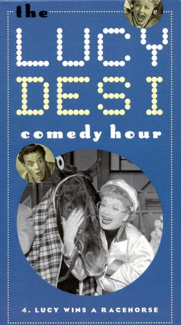 Lucy-Desi Comedy Hour : Lucy Wins a Race Horse