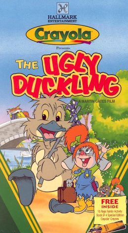 Crayola Presents: The Ugly Duckling
