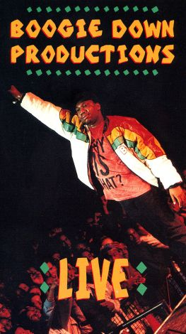 Boogie Down Productions Live