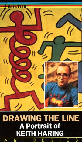 Drawing the Line---A Portrait of Keith Haring